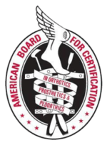 American Board for Certification in Orthotics, Prosthetics, and Pedorthics